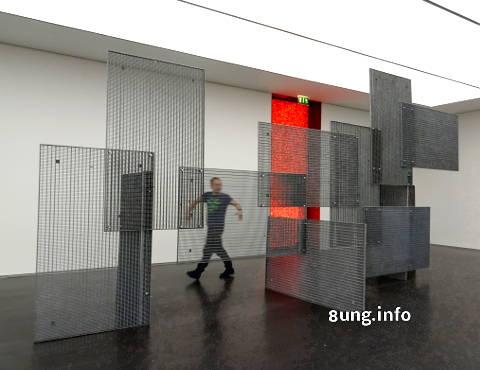"Leni Hoffmann: ""pentax"" im Kunstmuseum Stuttgart"