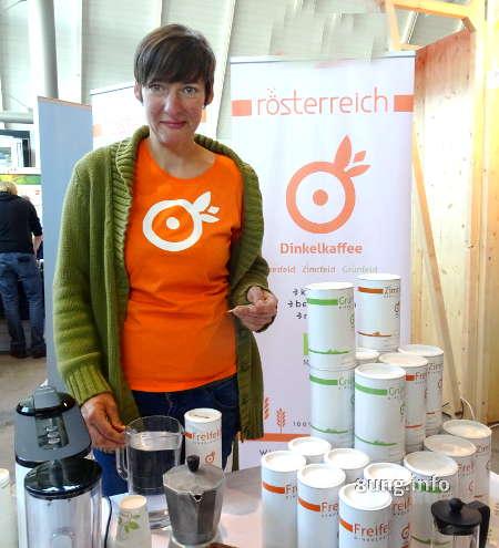 Dinkelkaffee von Gisela Zauner