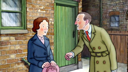 "Trickfilm ""Ethel and Ernest"""