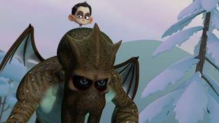 "Filmszene ""Howard Lovecraft & The Frozen Kingdom"""