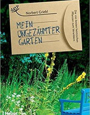 cover Mein ungezähmter Garten