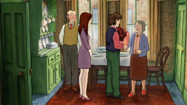 Trickfilm: Ethel and Ernest - Schwiegertochter