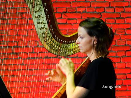 Susanne Bürger (Harfe)