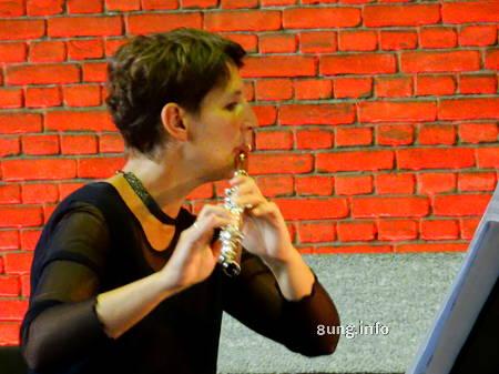 Martina Overlöper (Flöte)
