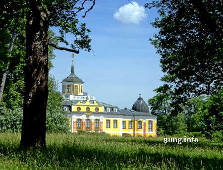 Weimar: Schloss Belvedere