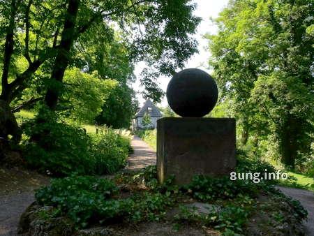 Goethes Gartenhaus am Park an der Ilm