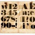 Das-hawaiische-Alphabet-um-1825-Copyright-Privatsammlung-Foto-Sharohk-Shalchi