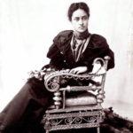 Prinzessin Ka'iulani, aufgenommen 1893 im Fotostudio von Elmer Chickering in Boston, Archiv Linden-Museum Stuttgart