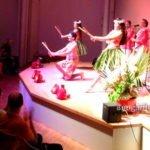 Hawaiische Tanzgruppe