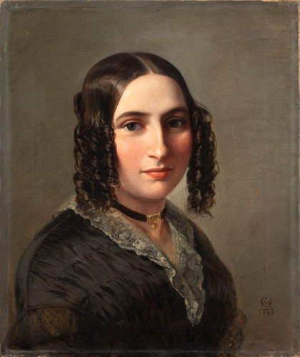w.leipzig.Fanny_Hensel_MoritzDanielOppenheim_1842