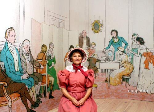 Fanny Hensel im Mendelssohn-Haus in Leipzig: Heimchen am Herd im Biedermeier