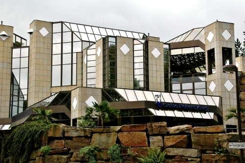 glaspalast Hoyensburg