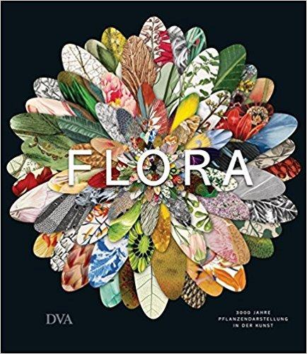 Cover : Flora 3000 Jahre Pflanzendarstellung in der Kunst