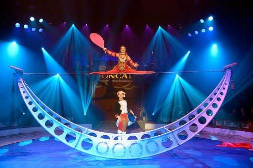© Circus Roncalli Foto: Bertrand Guay