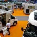 Caravan auf der CMT in Stuttgart