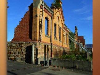 Fassade eines Hauses