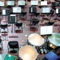 Orchestergraben ohne Musiker