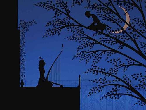1001 Nacht als Zeichentrickfilm