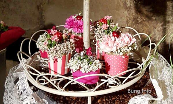 ✿ Remstal Gartenschau – meisterliche Floristik im Schlosskeller Kulturmagazin 8ung.info Dorle Knapp-Klatsch
