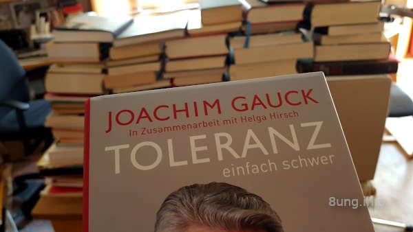 Sachbuchtipp: Toleranz – einfach schwer