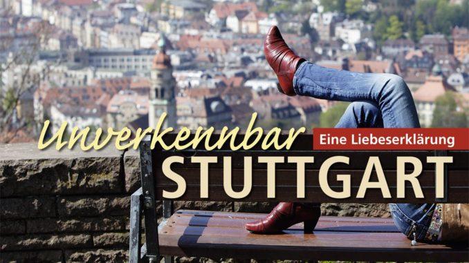 cover Unverkennbar Stuttgart