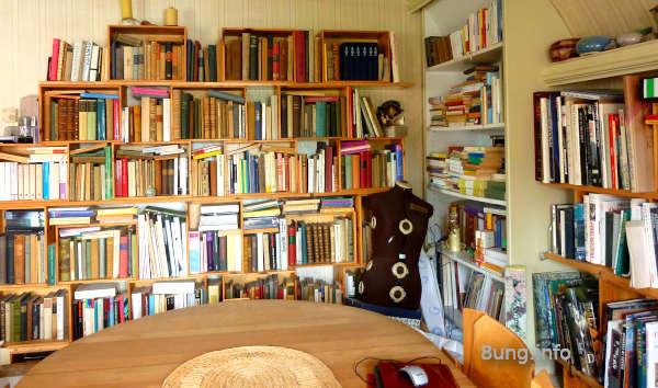❢ Umzug – wohin mit den Büchern?