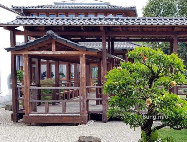 Japanisches Wohnhaus