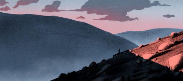 Landdschaft: Crossfire - Feu croisé – Kreuzfeuer | Trickfilm