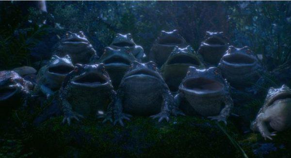 Maestro Trickfilm: Chor der Kröten