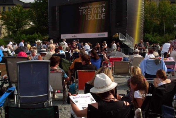 ♫ Tristan und Isolde als öffentliche Oper für alle | Kulturmagazin 8ung.info