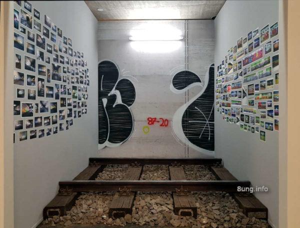 ☛ Graffiti in Stuttgart im Stadtpalais | Kulturmagazin 8ung.info