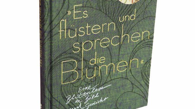 Buchcover: Es flüstern und sprechen die Blumen