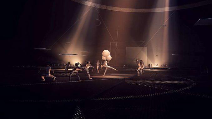 Copyright: Artificial Rome GmbH Bildtitel: Bauhaus100 das totale Tanztheater