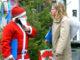 Weihnachtsmann und Christkind