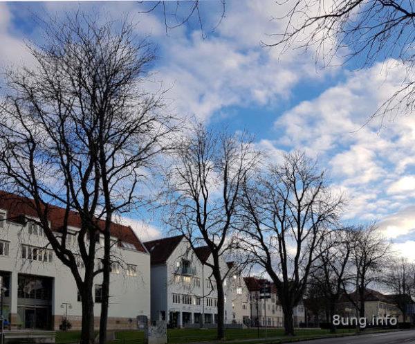 Wetterprognose Mai 2021 - Kastanienallee in Kirchheim im Dezember
