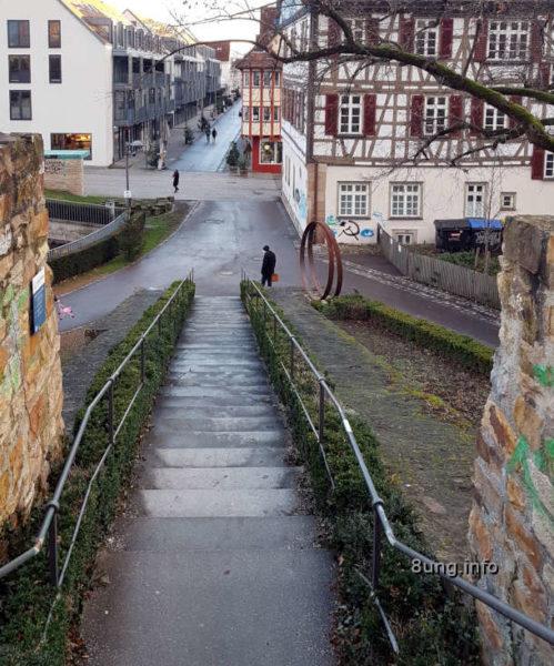 Wetterprognose Juli 2021 - Blick von der Bastion in Kirchheim unter Teck