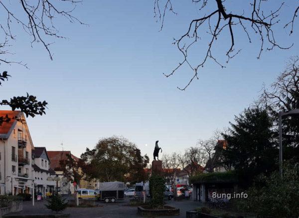 Wetter am November-Vollmond: klare Luft
