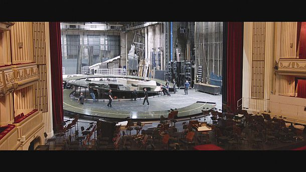 Backstage – hinter der Wiener Staatsopern-Bühne