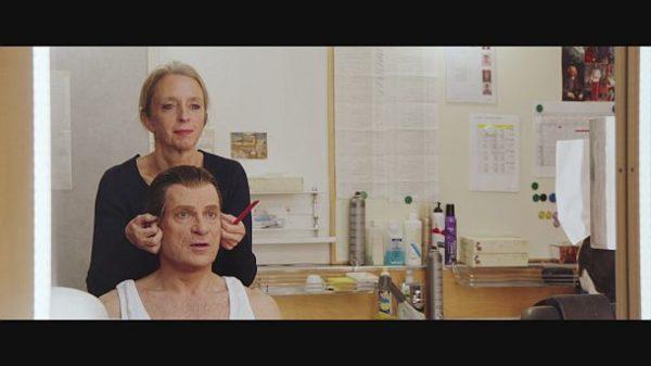 """""""Backstage Wiener Staatsoper"""": Beate Krainer, Maske © ZDF und ORF/Prisma Film"""
