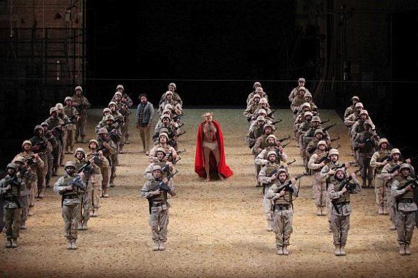 Parsifal: ©Franco Lannino/ Teatro Massimo di Palermo