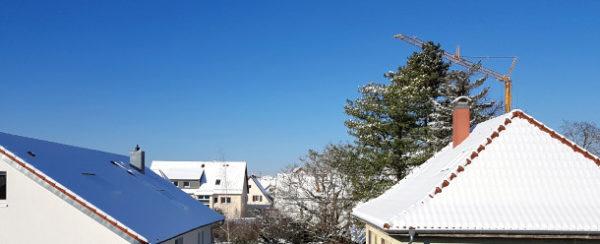 ☼ Wetter am 11. Februar 2021 - Schnee und Kälte | Kulturmagazin 8ung.info