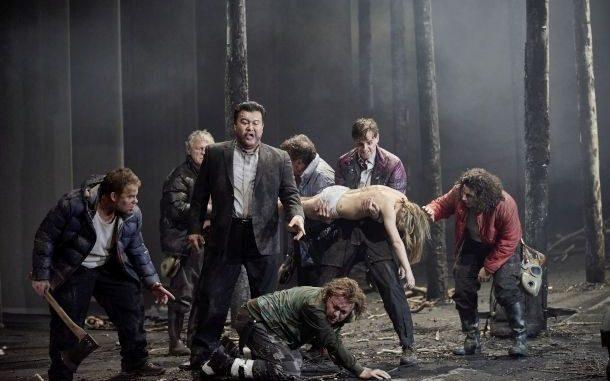 Parsifal in der Oper Stuttgart