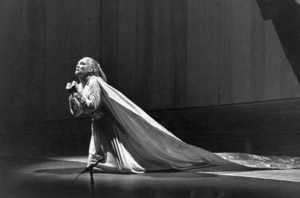 Edda Moser, Königin der Nacht ©Edda Moser
