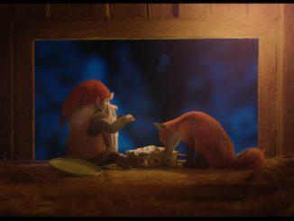 """Trickfilm """"Tomte und der Fuchs"""" Tomte und der Fuchs (c) Yaprak Morali"""