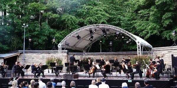 Mozart auf dem Killesberg (c) Staatsorchester Stuttgart