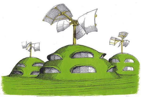 Breathing Earth – Susumu Shingus Zeichnung