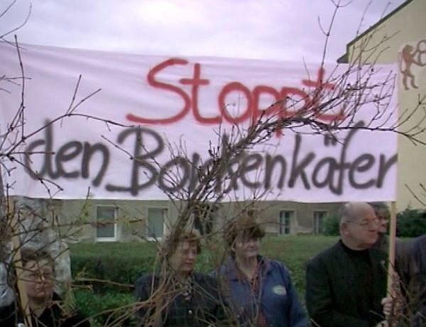 Der wilde Wald: Protest (c) Lisa Eder Film