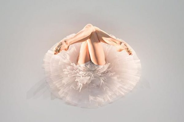 Der sterbende Schwan - The Dying Swans Project - Itzik Galili (c) Photo Jeanette Bak Press