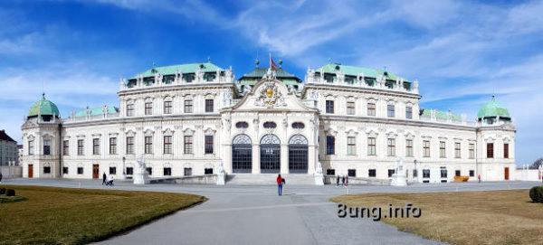 Schloss Bellevue in Wien