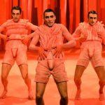 Ballett Bullshit, 3 Tänzer (c) Regina Brocke